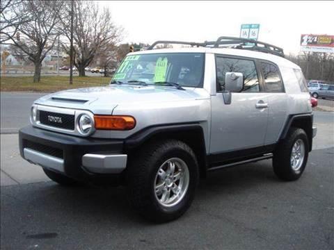 2007 Toyota FJ Cruiser for sale at Circle Auto Sales in Revere MA