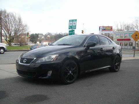 2007 Lexus IS 250 for sale at Circle Auto Sales in Revere MA