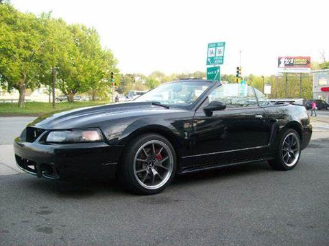 1999 Ford Mustang for sale at Circle Auto Sales in Revere MA