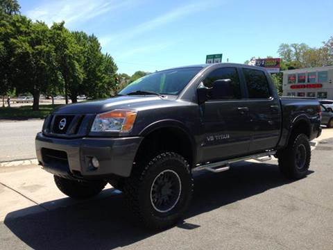 2008 Nissan Titan for sale at Circle Auto Sales in Revere MA