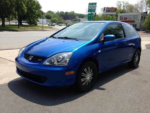 2003 Honda Civic for sale at Circle Auto Sales in Revere MA