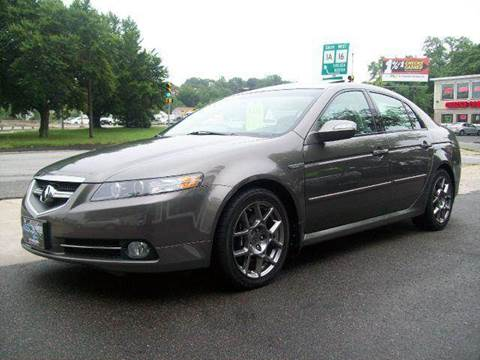 2007 Acura TL for sale at Circle Auto Sales in Revere MA