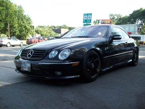 2003 Mercedes-Benz CL-Class for sale at Circle Auto Sales in Revere MA