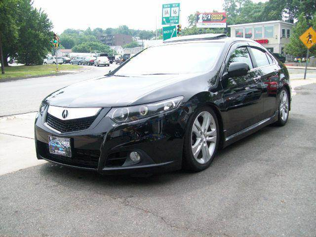 Acura Tsx V Speed AT In Revere MA Circle Auto Sales - Acura tsx v6 for sale