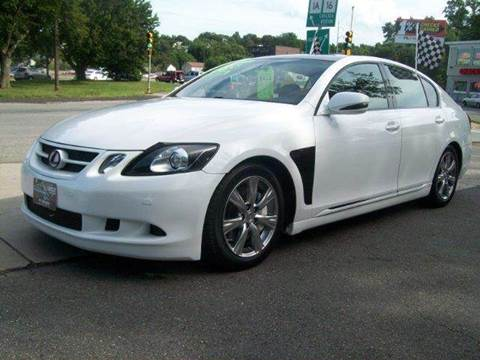 2008 Lexus GS 350 for sale at Circle Auto Sales in Revere MA