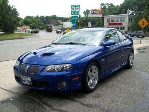 2005 Pontiac GTO for sale at Circle Auto Sales in Revere MA