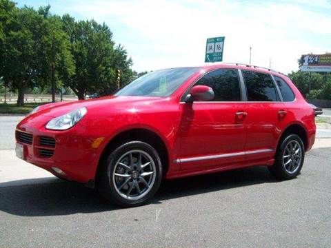 2006 Porsche Cayenne for sale at Circle Auto Sales in Revere MA