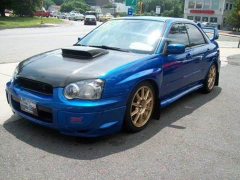 2005 Subaru Impreza for sale at Circle Auto Sales in Revere MA