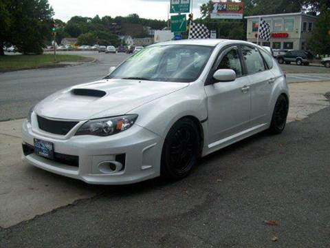 2011 Subaru Impreza for sale at Circle Auto Sales in Revere MA