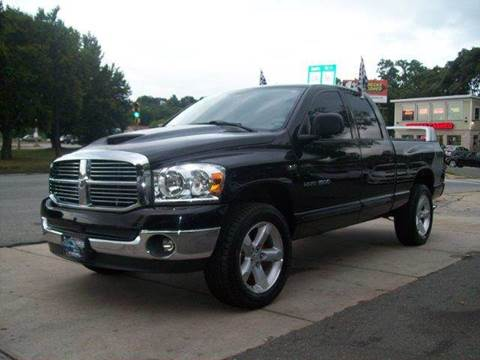 2007 Dodge Ram Pickup 1500 for sale at Circle Auto Sales in Revere MA