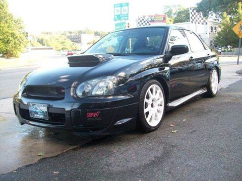 2005 Subaru Impreza for sale at Circle Auto Sales in Revere MA