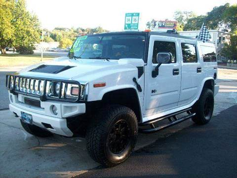 2003 HUMMER H2 for sale at Circle Auto Sales in Revere MA