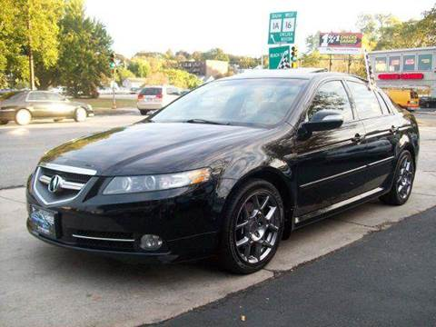 2008 Acura TL for sale at Circle Auto Sales in Revere MA