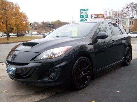 2010 Mazda MAZDASPEED3 for sale at Circle Auto Sales in Revere MA