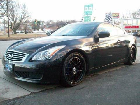 2008 Infiniti G37 for sale at Circle Auto Sales in Revere MA