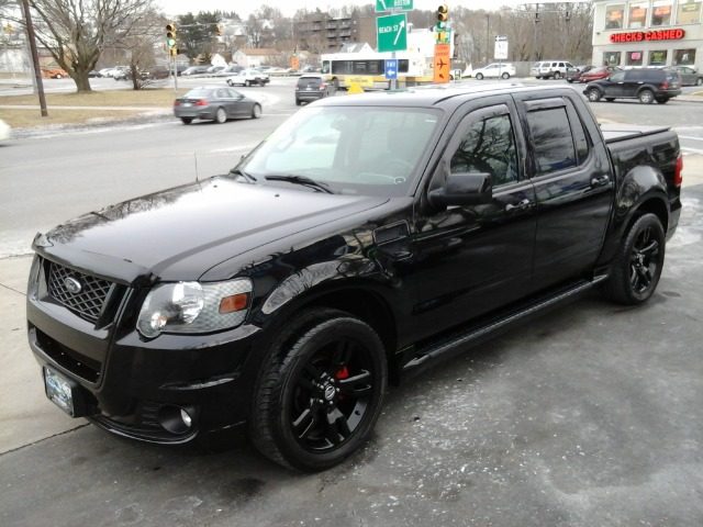 2008 Ford Explorer Sport Trac Limited 4.6L AWD ADRENALIN In Revere ...