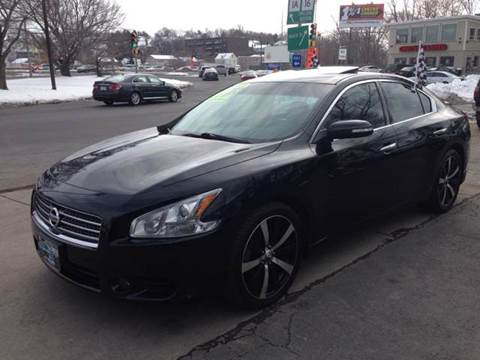 2009 Nissan Maxima for sale at Circle Auto Sales in Revere MA