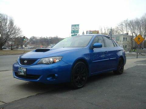 2008 Subaru Impreza for sale at Circle Auto Sales in Revere MA