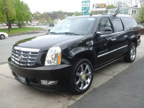 2007 Cadillac Escalade for sale at Circle Auto Sales in Revere MA