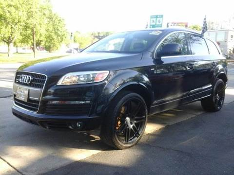 2008 Audi Q7 for sale at Circle Auto Sales in Revere MA