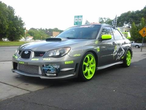 2006 Subaru Impreza for sale at Circle Auto Sales in Revere MA