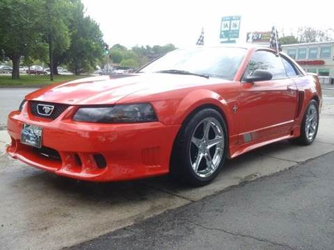 2000 Ford Mustang for sale at Circle Auto Sales in Revere MA