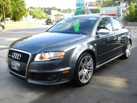 2008 Audi RS4 for sale at Circle Auto Sales in Revere MA