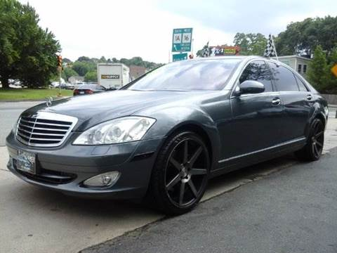 2007 Mercedes-Benz S-Class for sale at Circle Auto Sales in Revere MA