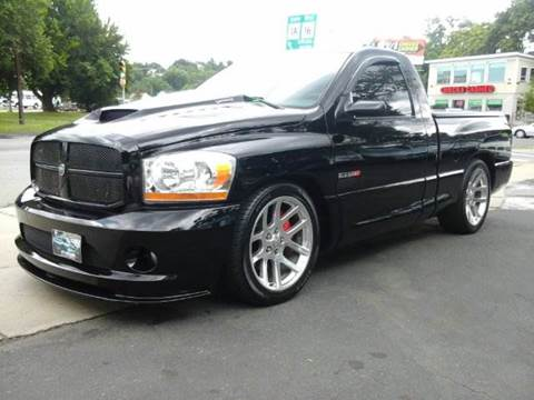 2006 Dodge Ram Pickup 1500 for sale at Circle Auto Sales in Revere MA