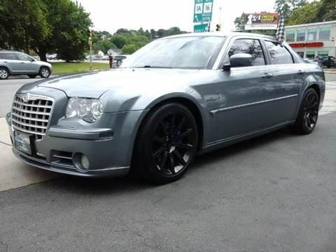 2006 Chrysler 300C SRT-8 for sale at Circle Auto Sales in Revere MA