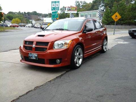 2008 Dodge Caliber for sale at Circle Auto Sales in Revere MA