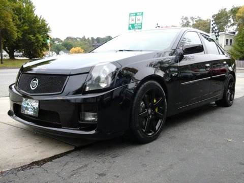 2004 Cadillac CTS-V for sale at Circle Auto Sales in Revere MA
