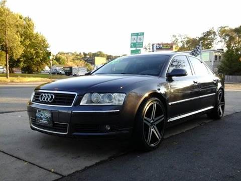 2005 Audi A8 for sale at Circle Auto Sales in Revere MA