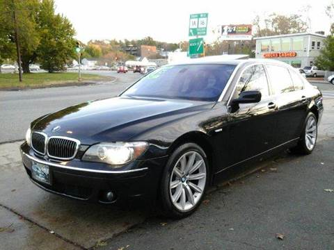 2007 BMW 7 Series for sale at Circle Auto Sales in Revere MA