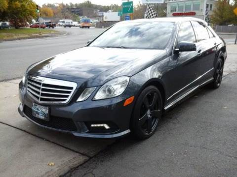 2011 Mercedes-Benz E-Class for sale at Circle Auto Sales in Revere MA