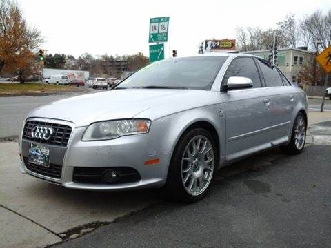 2006 Audi S4 for sale at Circle Auto Sales in Revere MA