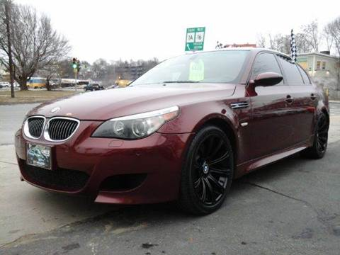 2006 BMW M5 for sale at Circle Auto Sales in Revere MA