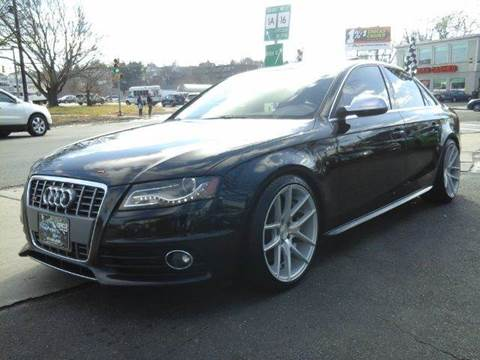 2010 Audi S4 for sale at Circle Auto Sales in Revere MA