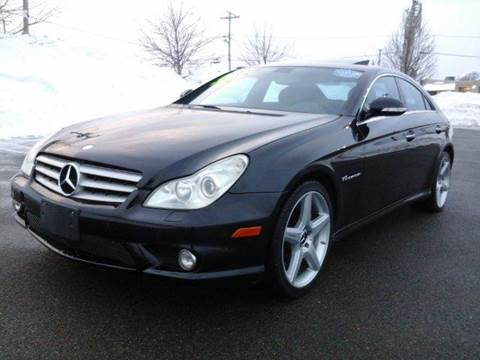 2006 Mercedes-Benz CLS-Class for sale at Circle Auto Sales in Revere MA