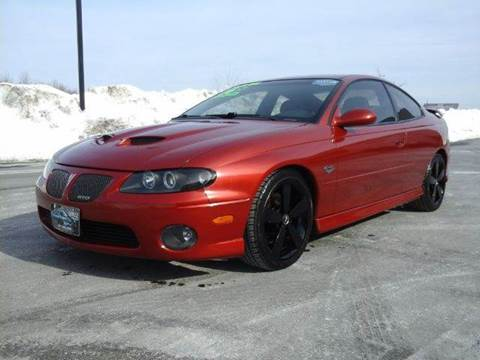 2006 Pontiac GTO for sale at Circle Auto Sales in Revere MA