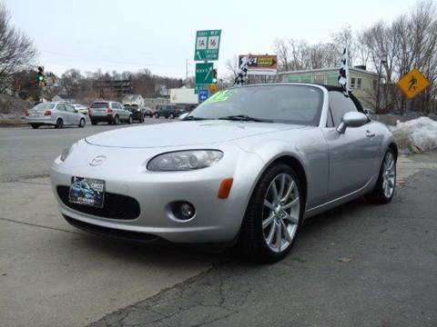 2006 Mazda MX-5 Miata for sale at Circle Auto Sales in Revere MA