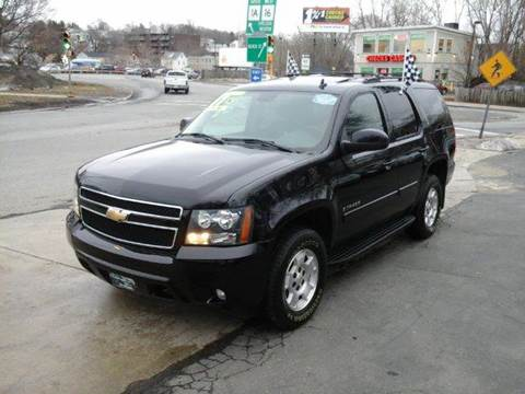 2007 Chevrolet Tahoe for sale at Circle Auto Sales in Revere MA