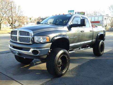 2004 Dodge Ram Pickup 2500 for sale at Circle Auto Sales in Revere MA