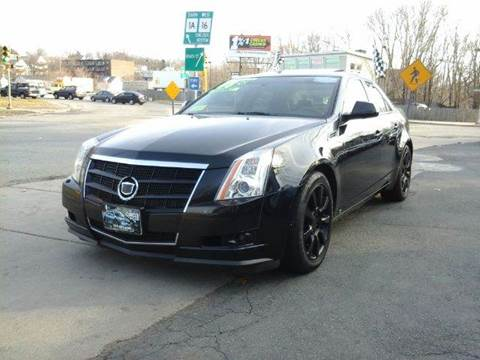 2008 Cadillac CTS for sale at Circle Auto Sales in Revere MA