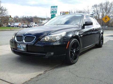 2008 BMW 5 Series for sale at Circle Auto Sales in Revere MA
