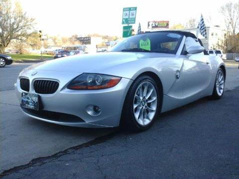 2003 BMW Z4 for sale at Circle Auto Sales in Revere MA