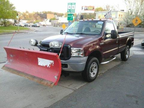 2006 Ford F-250 Super Duty for sale at Circle Auto Sales in Revere MA