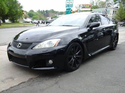2008 Lexus IS F for sale at Circle Auto Sales in Revere MA