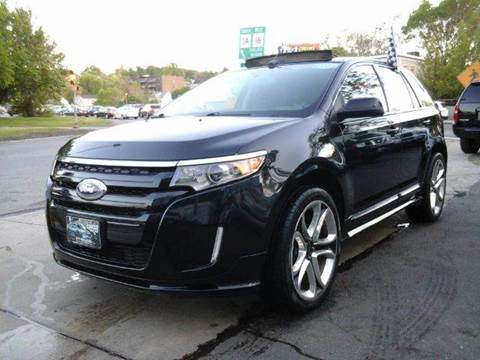 2011 Ford Edge for sale at Circle Auto Sales in Revere MA