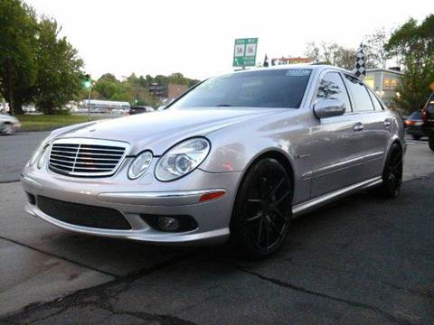 2005 Mercedes-Benz E-Class for sale at Circle Auto Sales in Revere MA